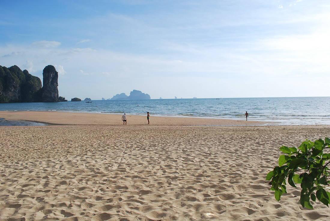 Пляж Ао Нанг на Краби