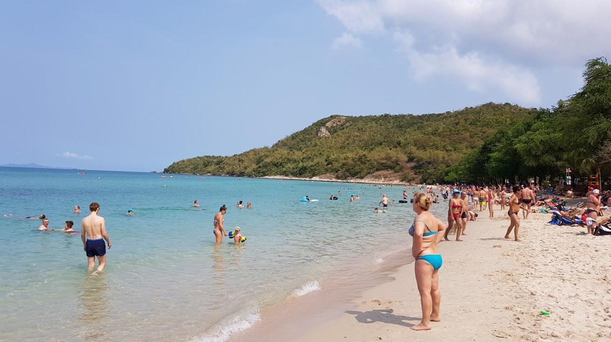 Отдых на пляже Сай Кео