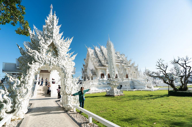 Храм Ват Ронг Кхун должен превратиться в крупный буддистский центр