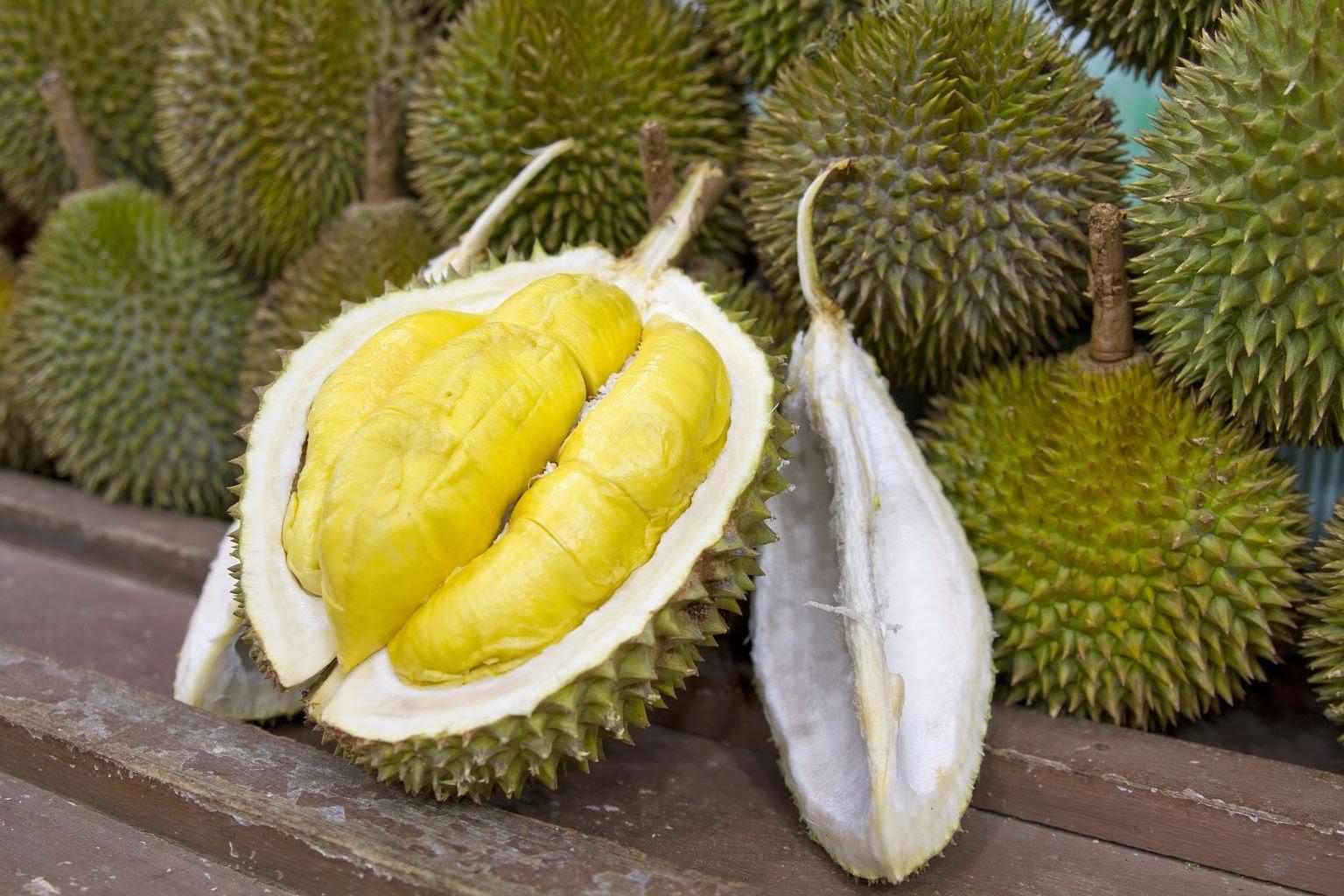 Фруктовый плод дуриан