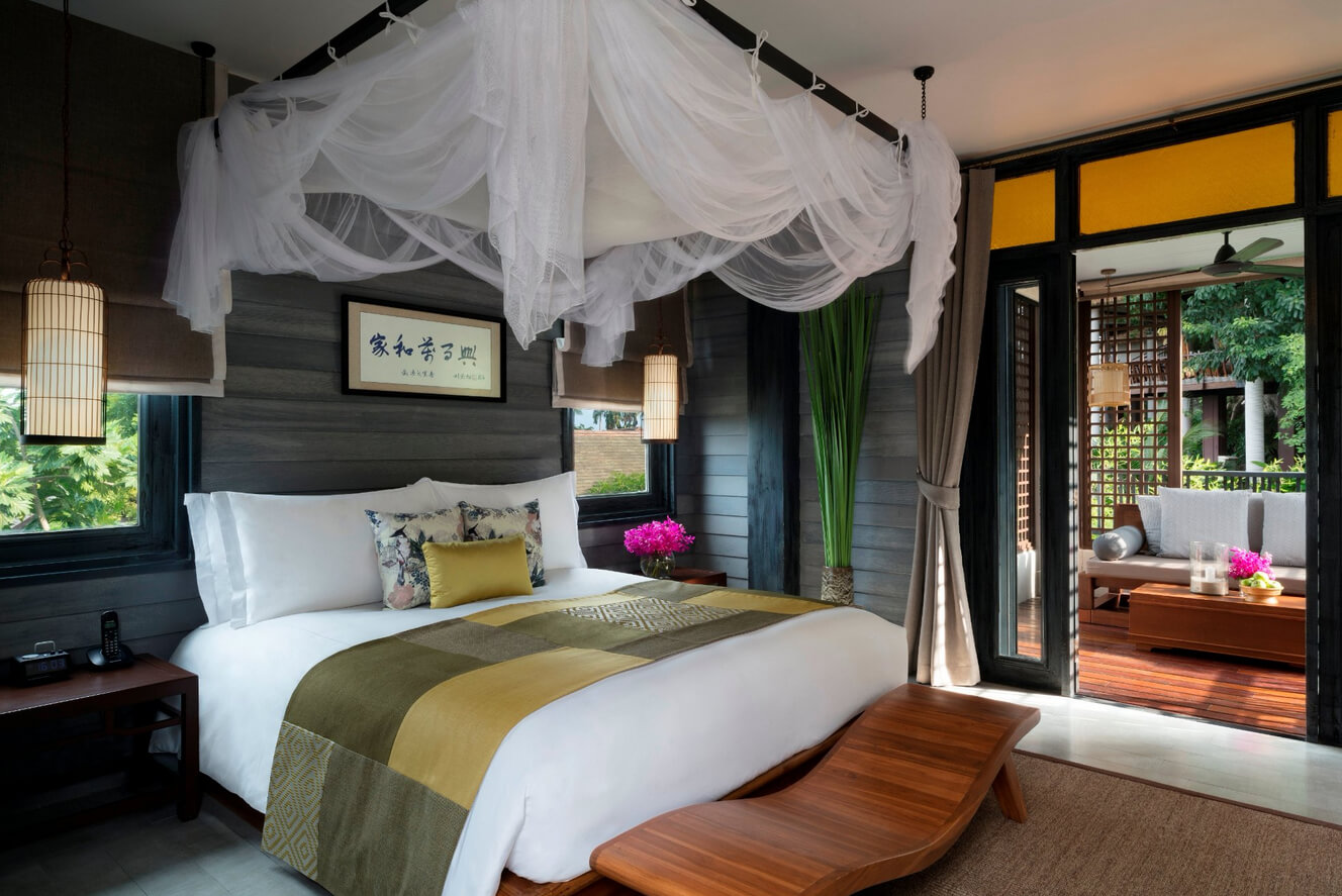 Номер в отеле Anantara Lawana Koh Samui Resort