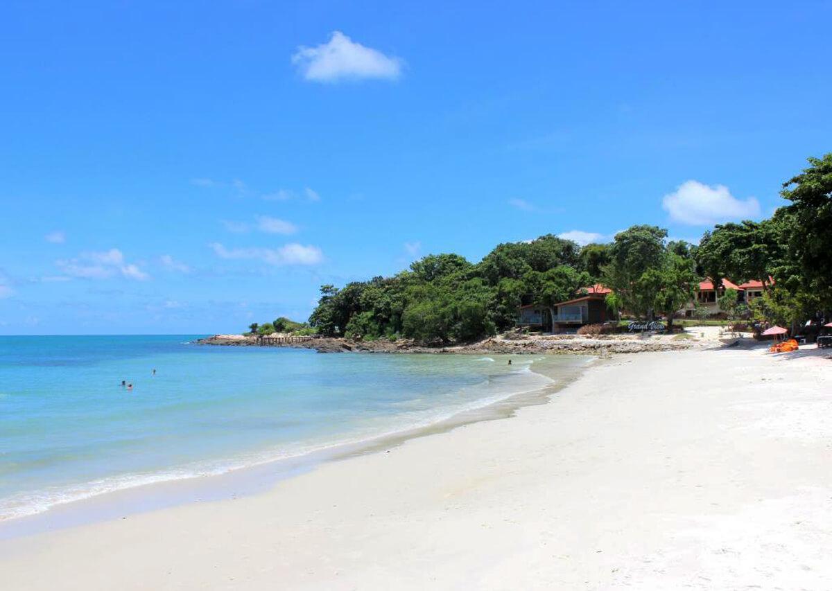 Пляж Ао Чо