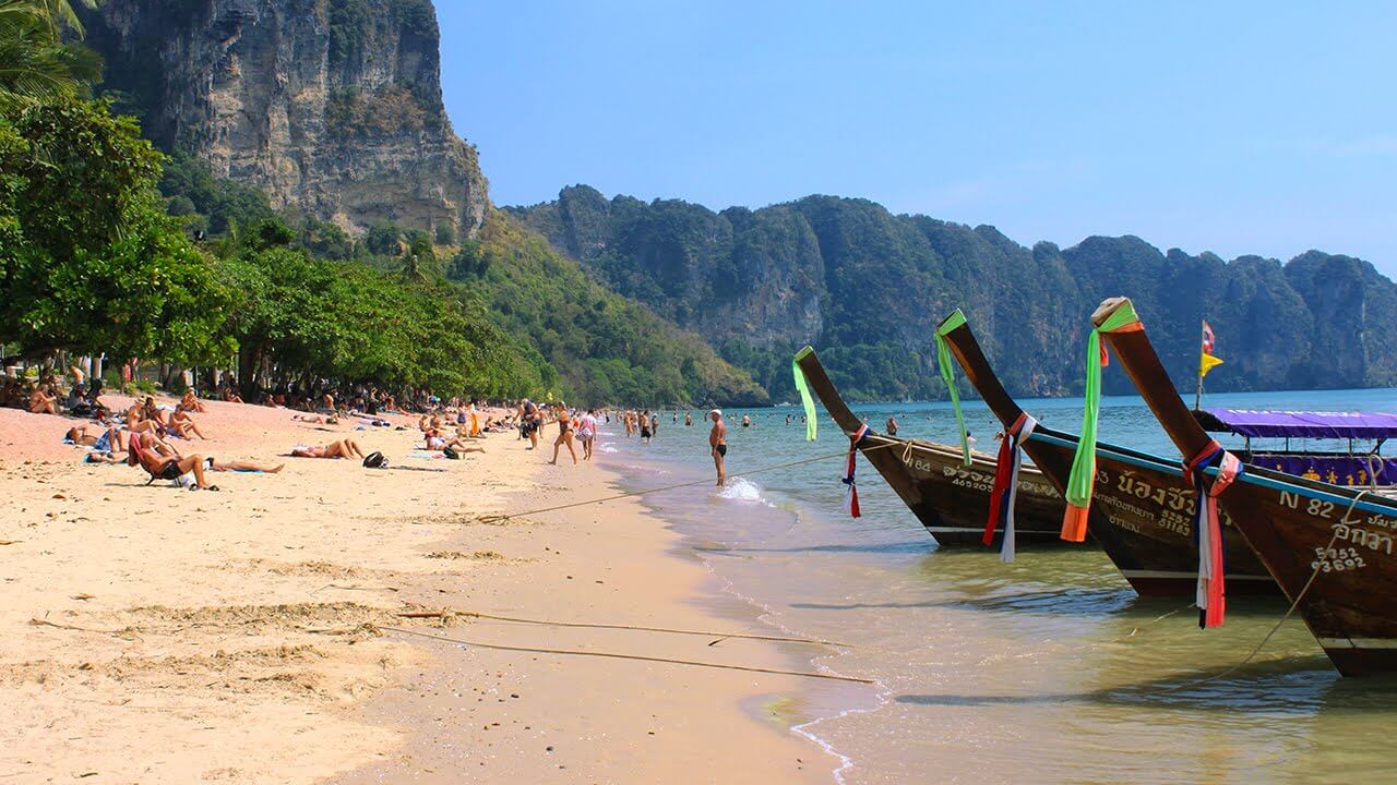 Ао Нанг – самый развитый курорт провинции Краби