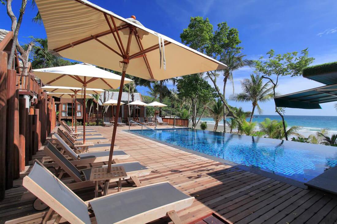 4* отель Ao Prao Resort