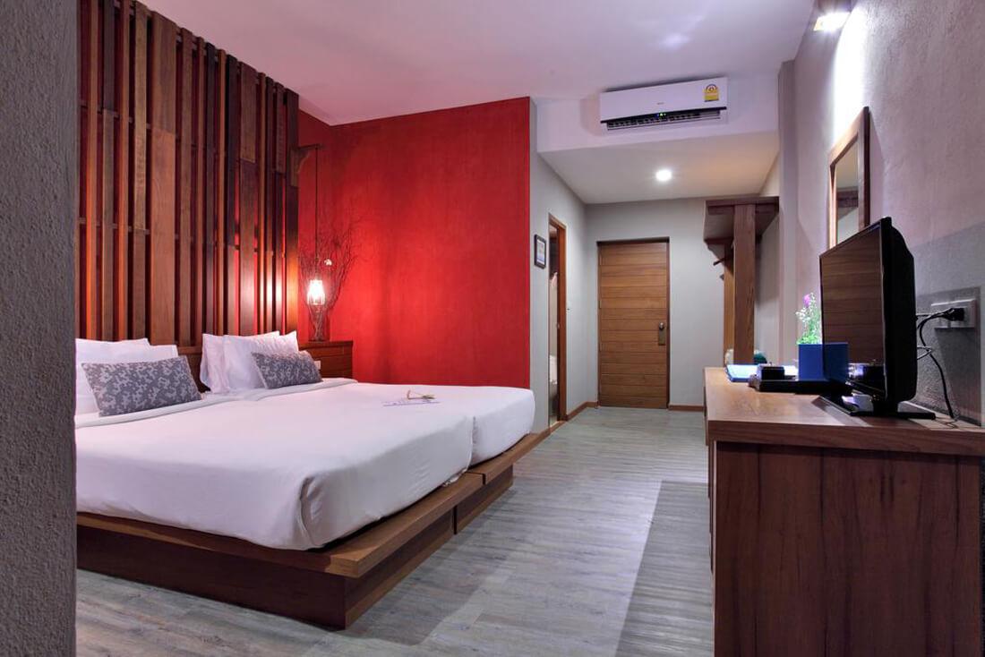 Номер в отеле Ao Prao Resort