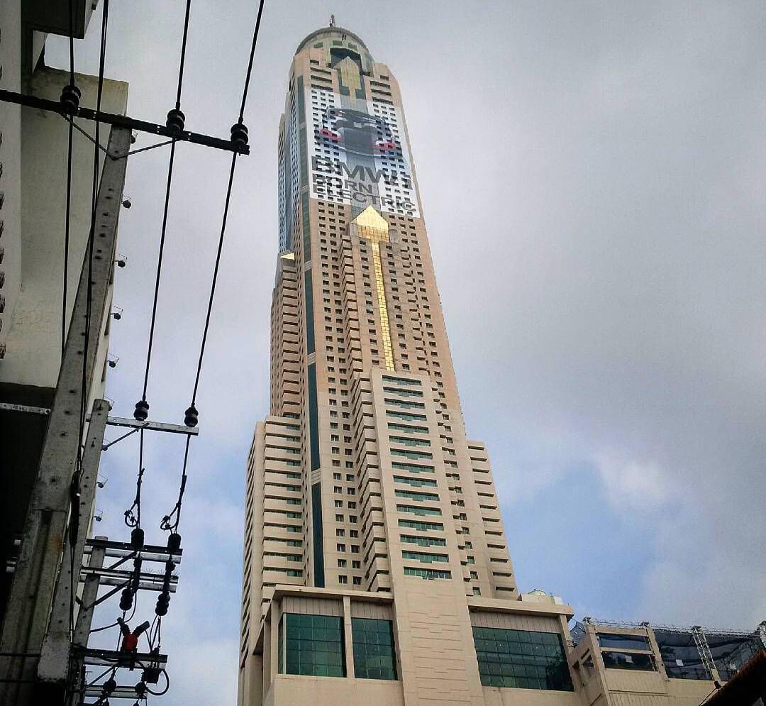 Байок Скай – это 88 этажей