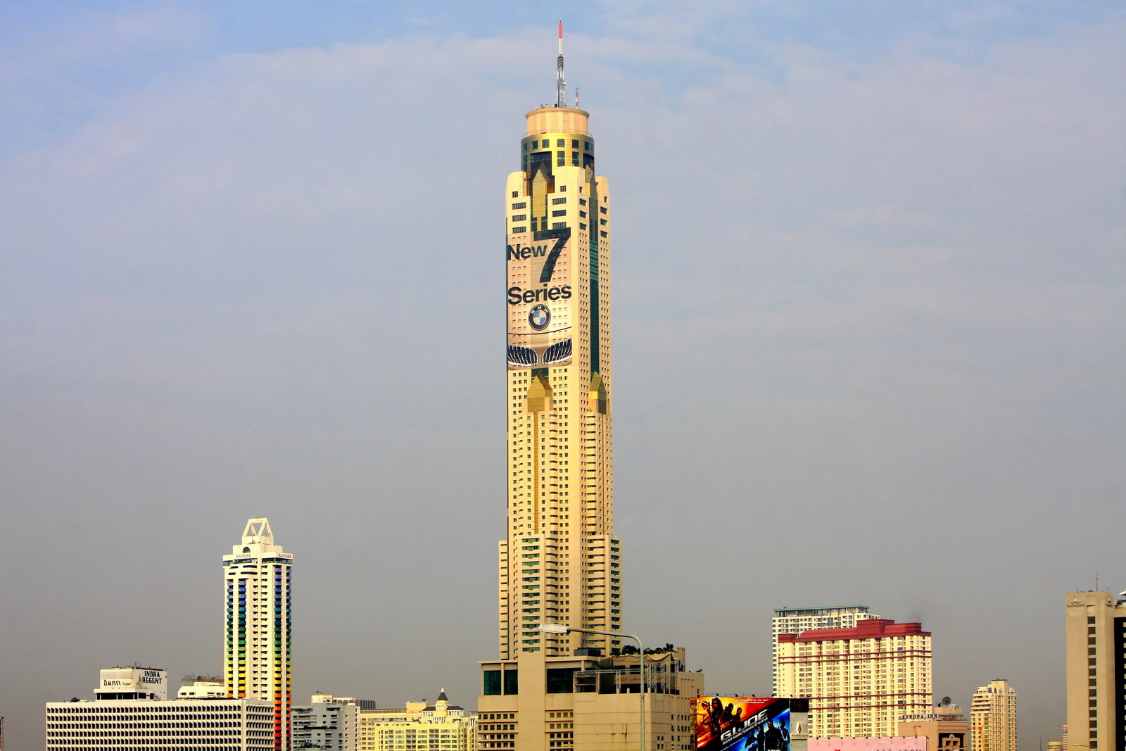 Башня Байок Скай