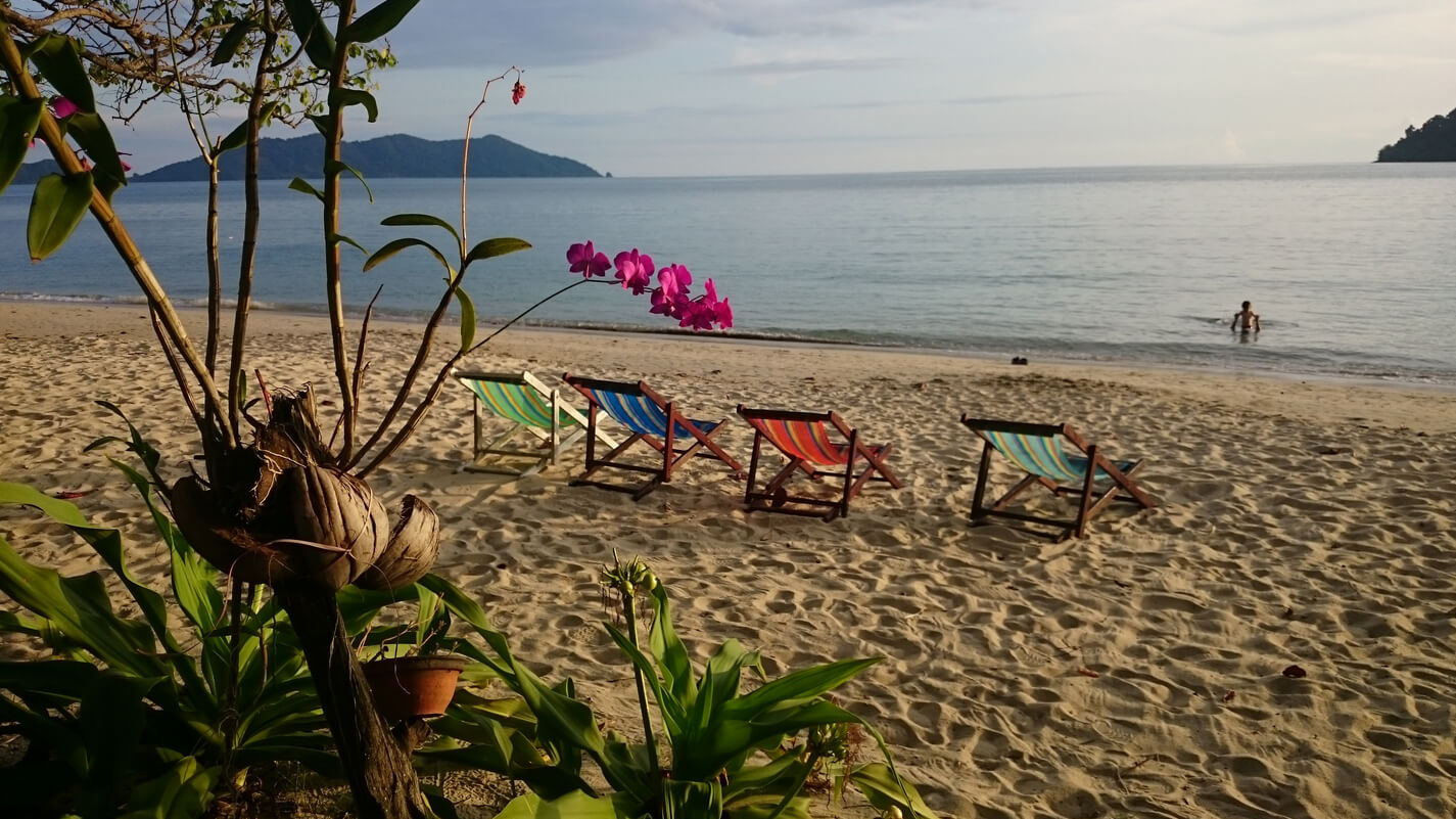 Пляж Банг Бао