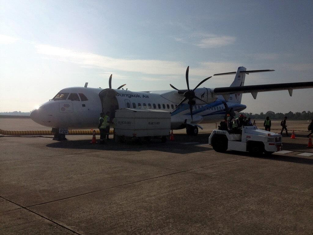 Самолет Пхукет - Хат Яй