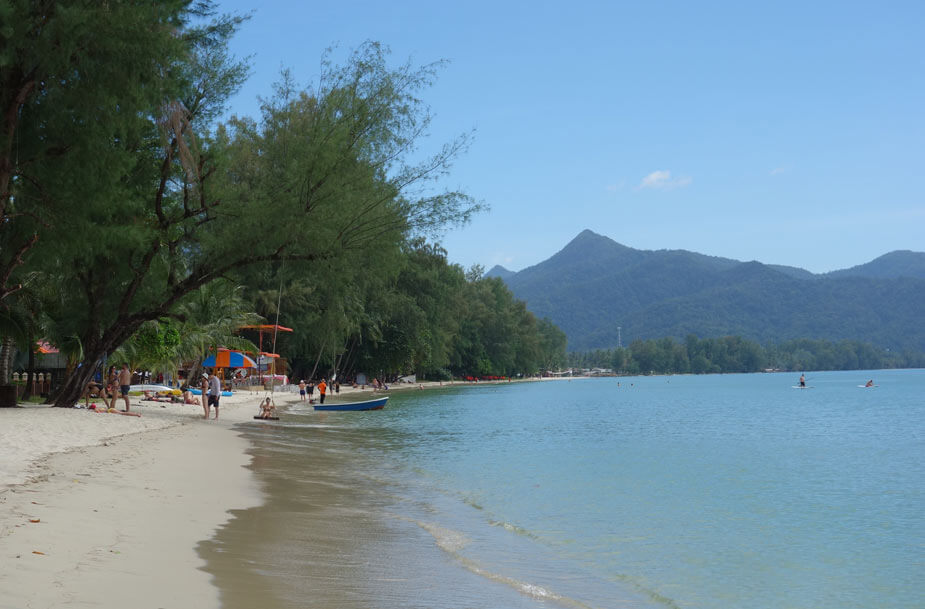 Пляж Чай Чет
