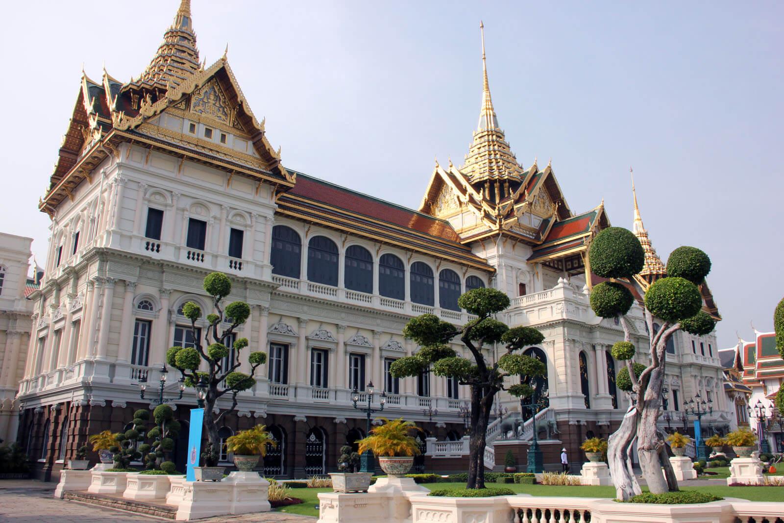 Здание Chakri Maha Pasat Hall