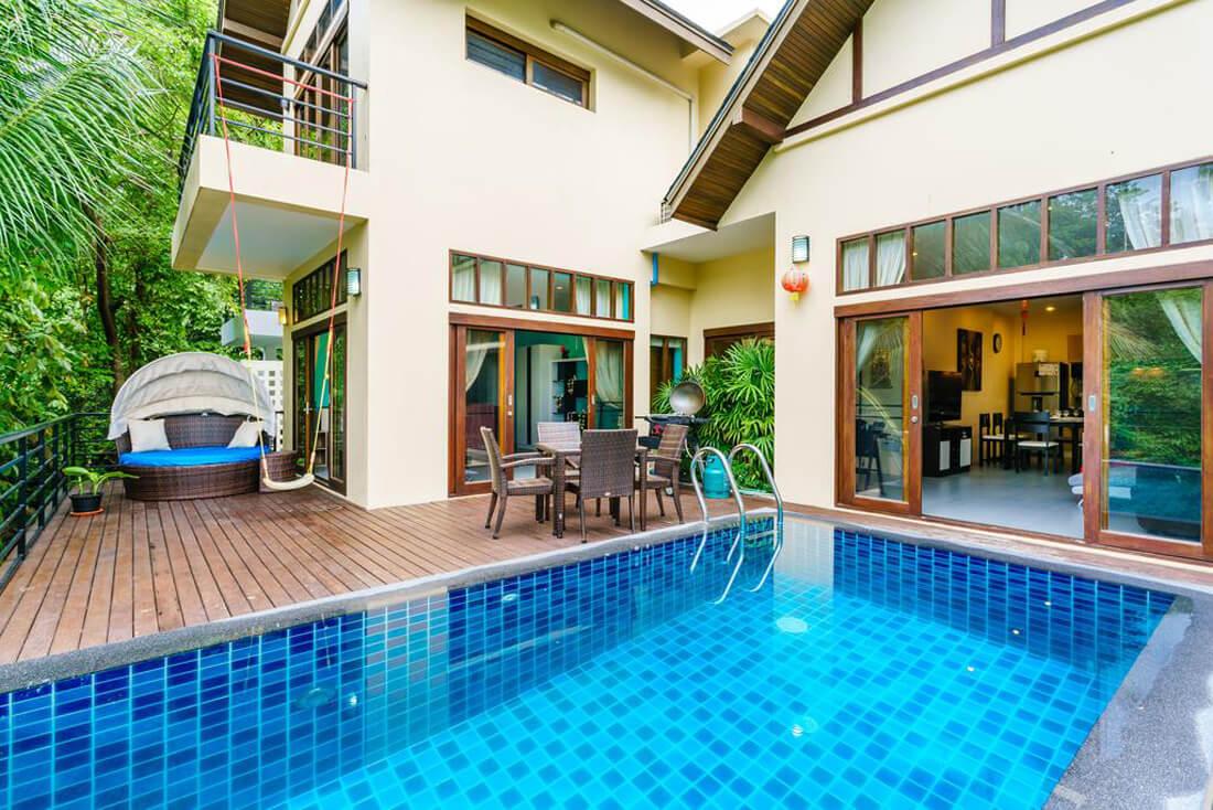 3* отель Chaweng Noi Villa
