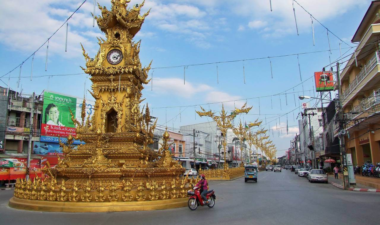 Город Чианг Рай