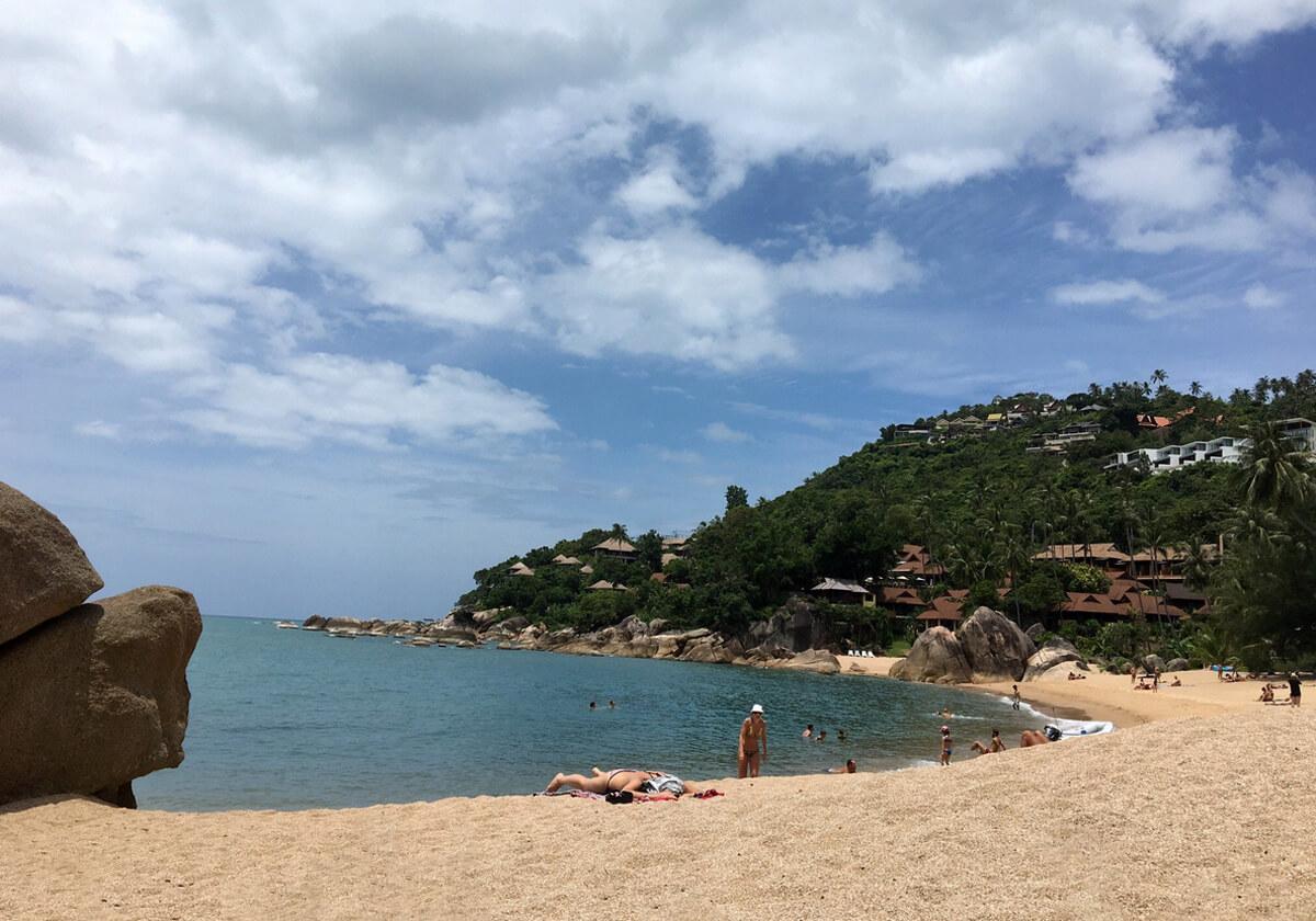 Пляж Корал-Коув