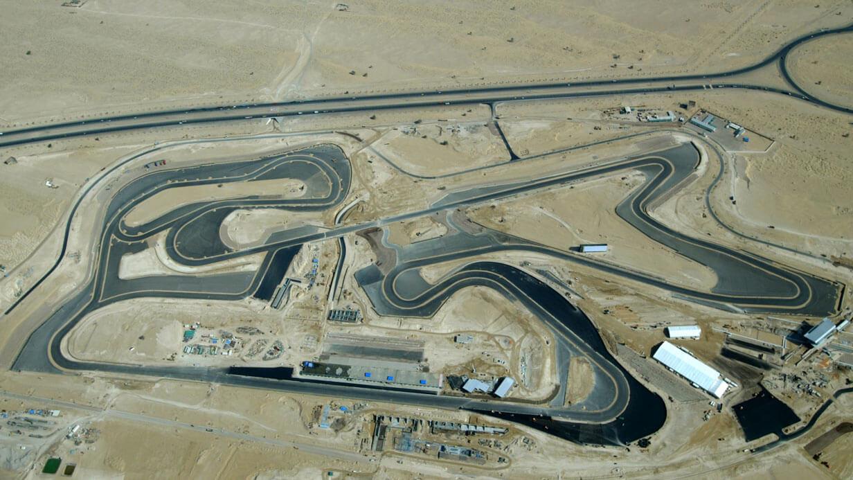 Автодром Dubai Autodrome