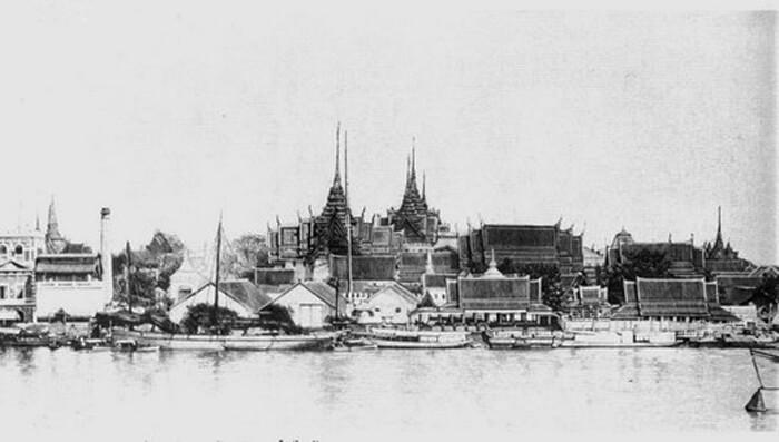 Большой Дворец в 1860