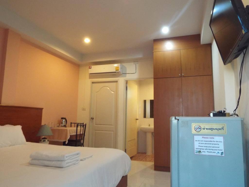 Номер в 3* отеле Grandma Kaew House