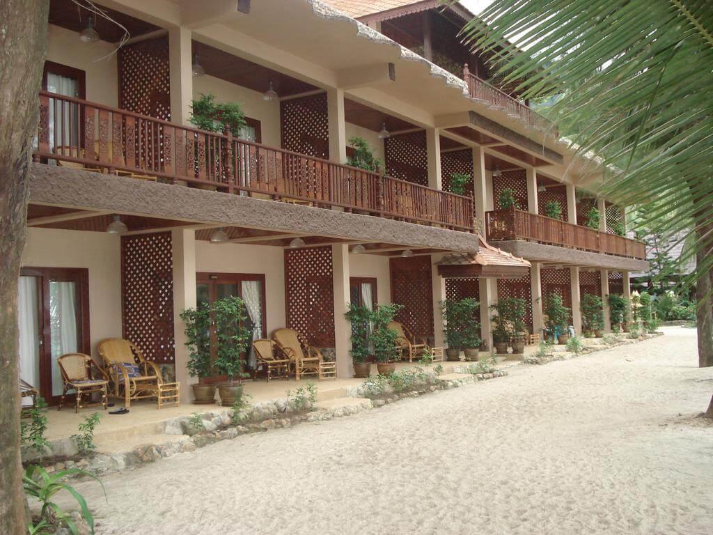 Отель Haad Khuad Resort