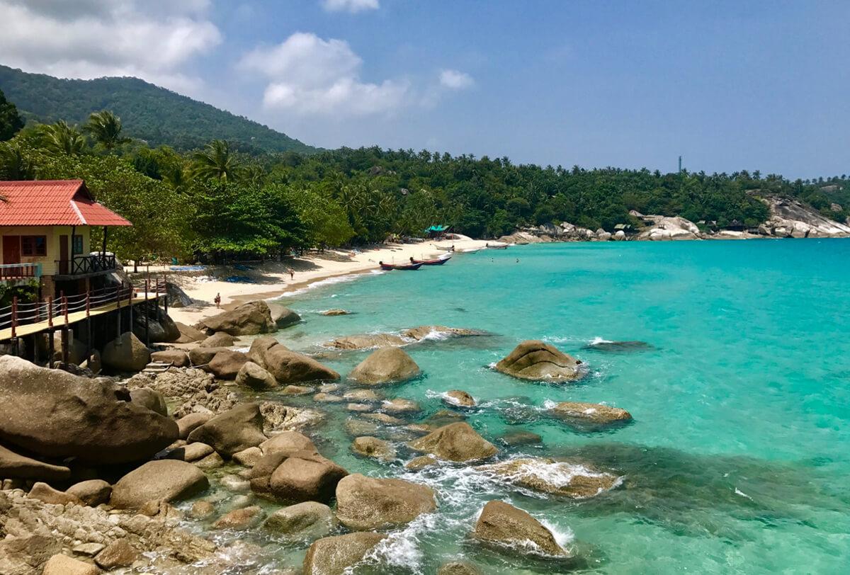 Пляж Хаад Юан