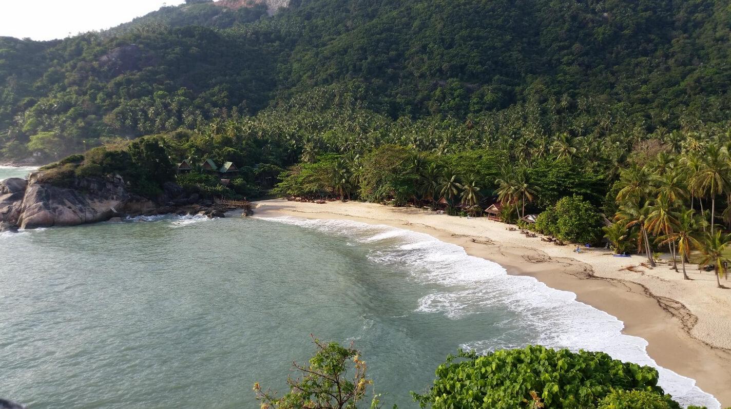 Пляж Тан Садет