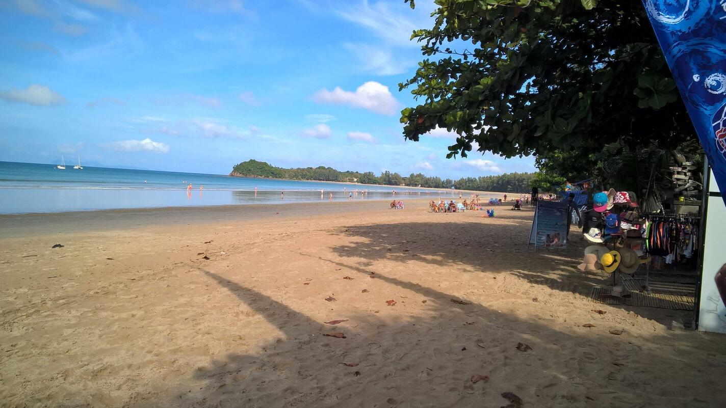 Пляж Khlong Dao