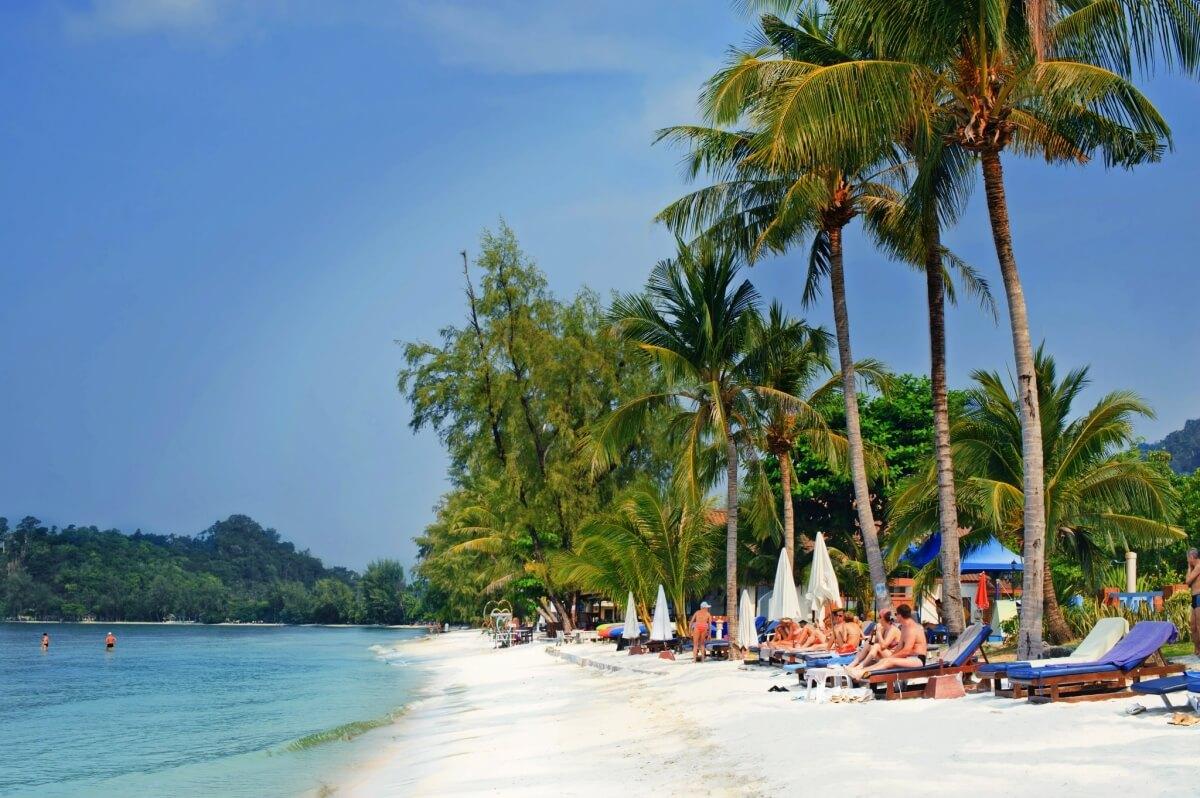 Пляж Khlong Prao Beach