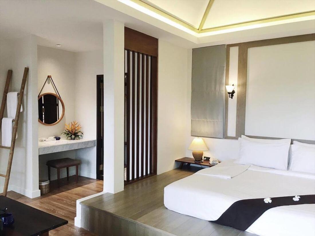 Номер в отеле Mooban Talay Resort