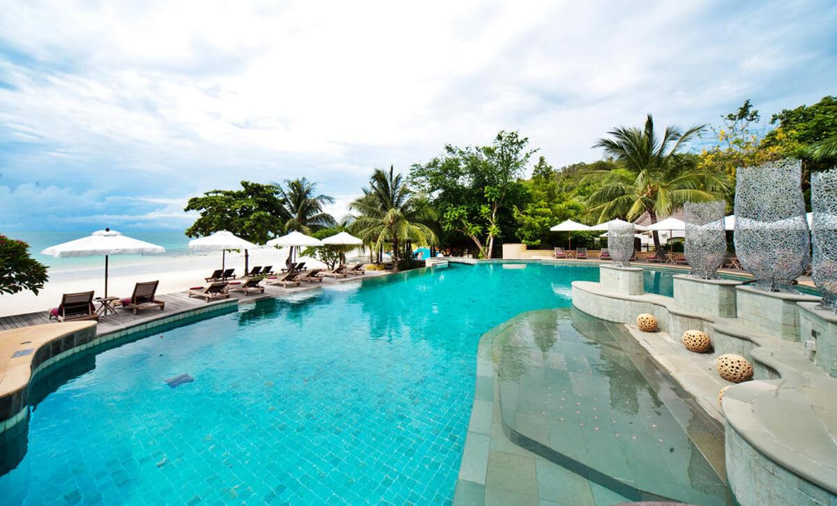5* отель Paradee Resort
