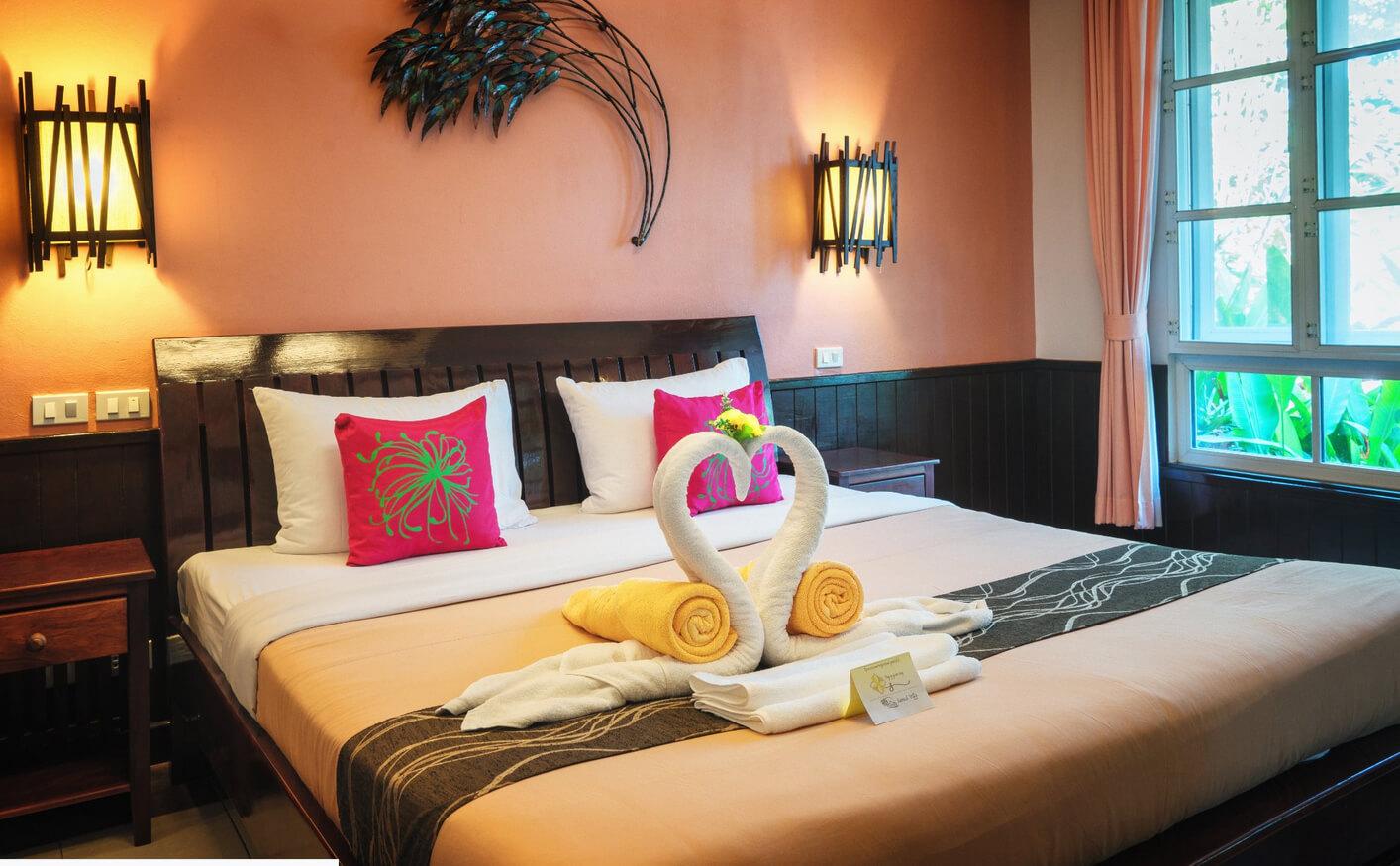 Номер в отеле Samed Villa Resort