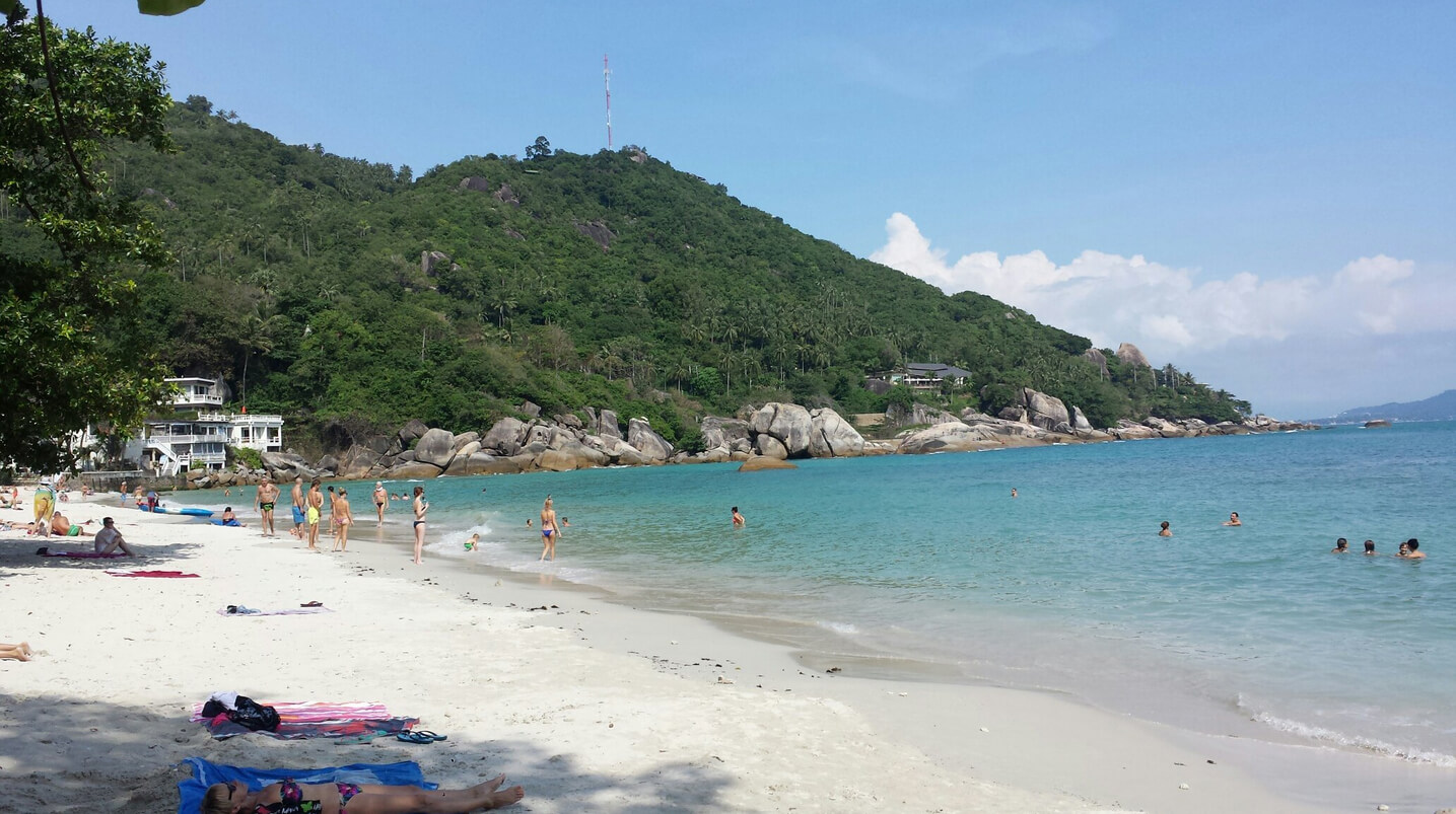 Хорошая погода для пляжного отдыха