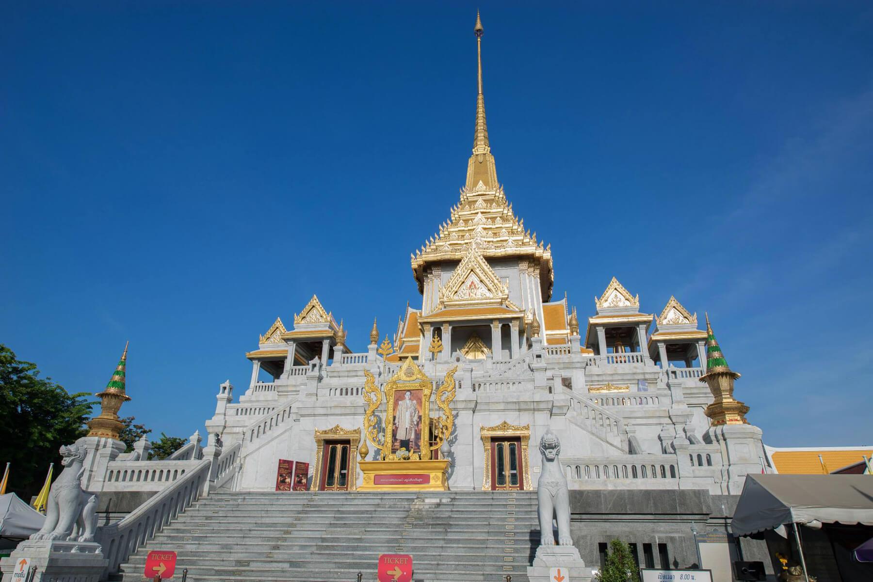 Храм Ват Трай Мит