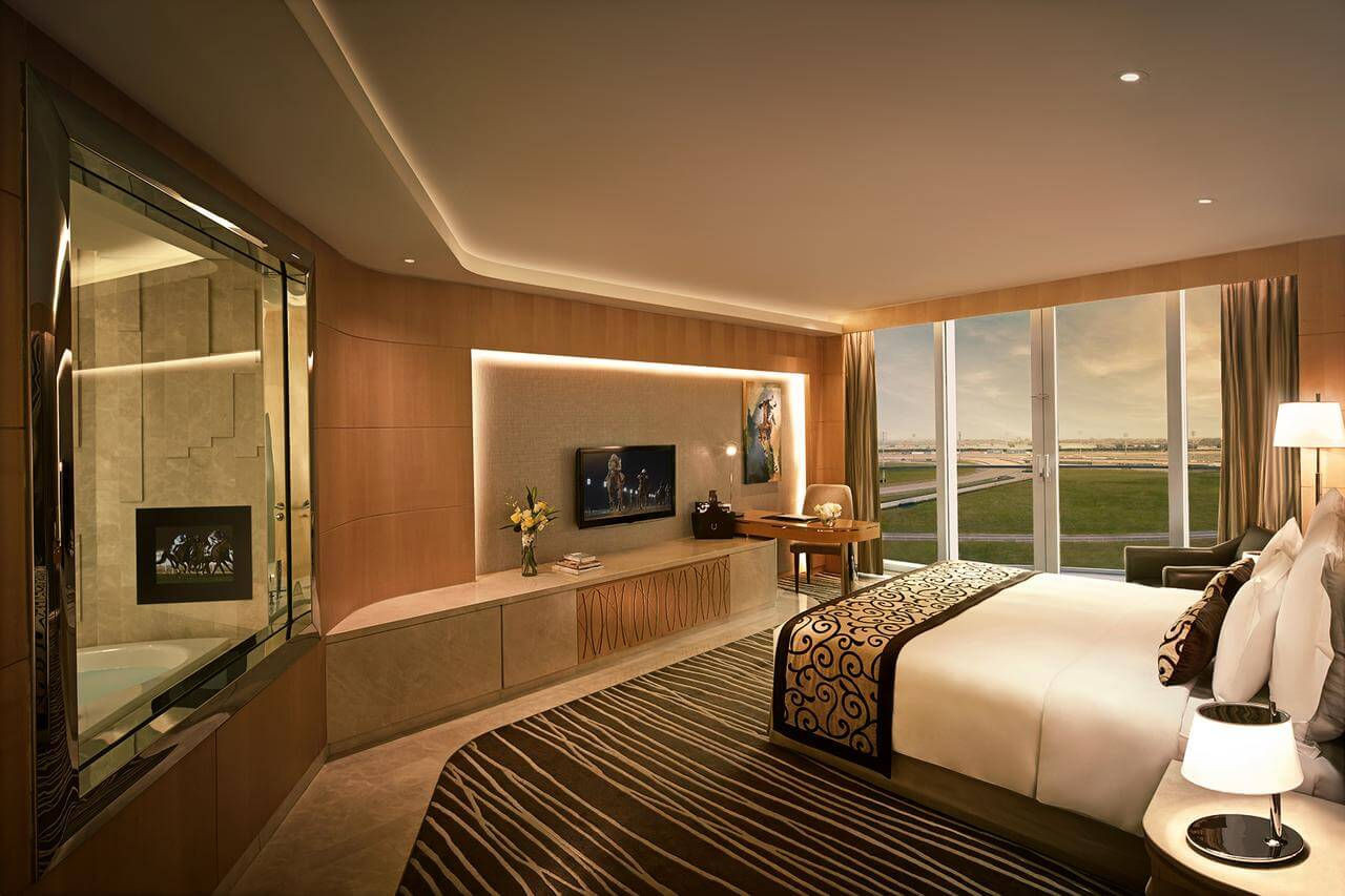 5* отель The Meydan Hotel