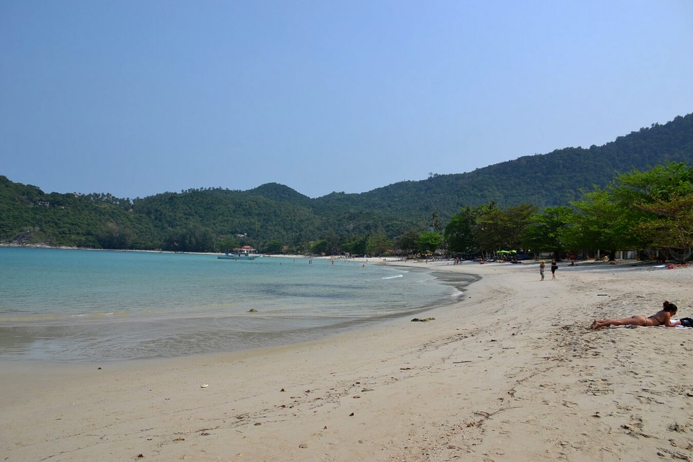 Пляж Ао Тонг Най Пан Яй