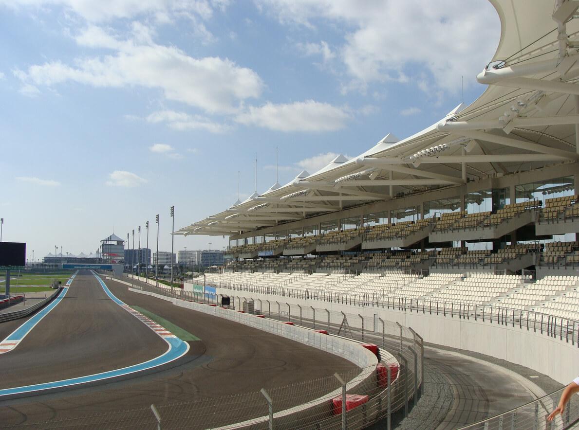 Гоночная трасса Formula 1
