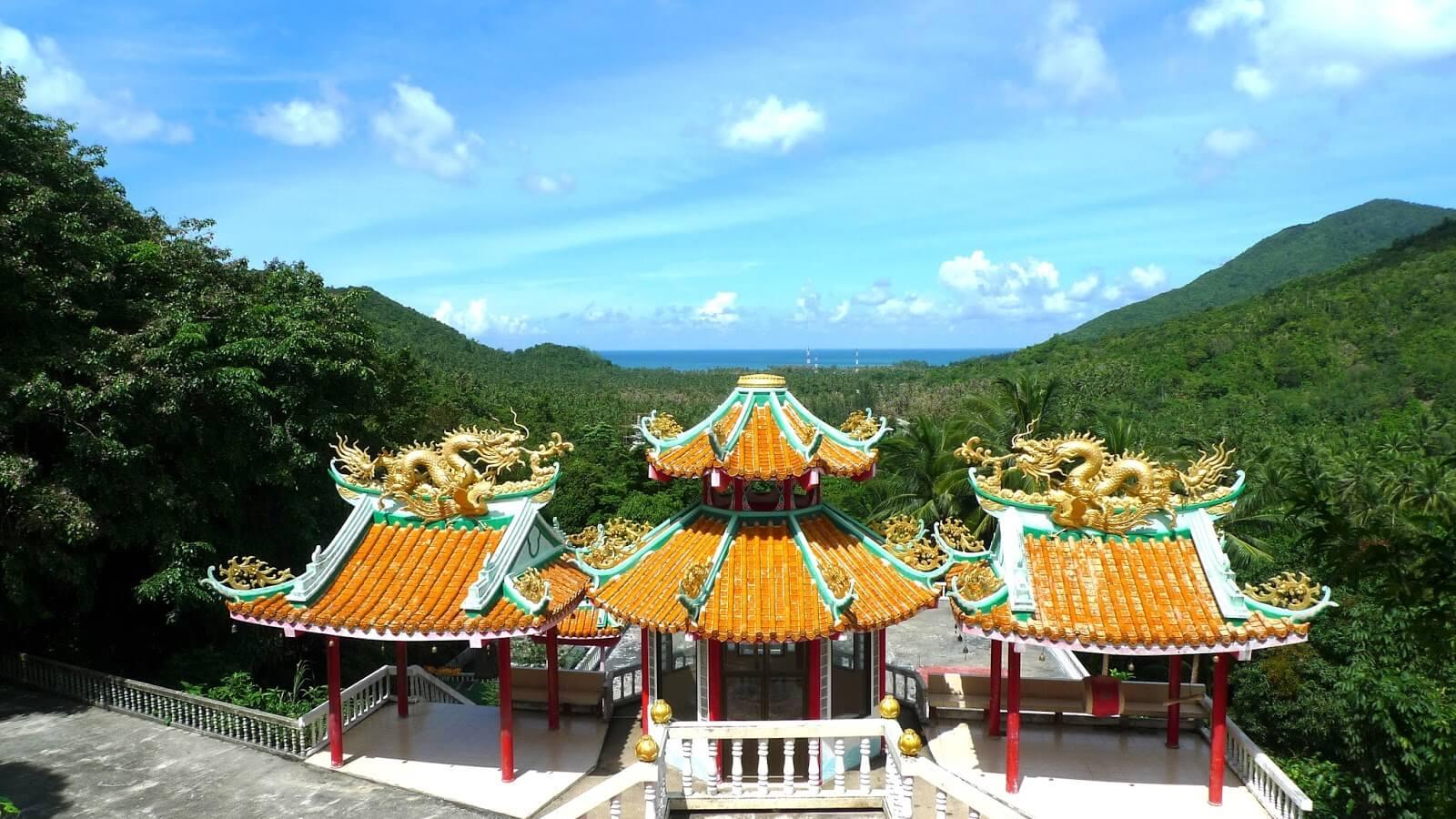 Китайский храм Гуань Инь