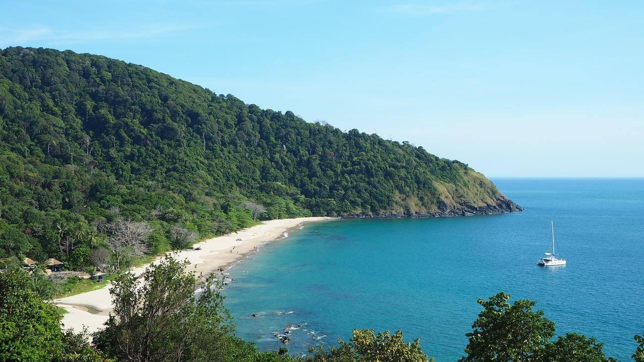 Остров Ко Ланта-Яй