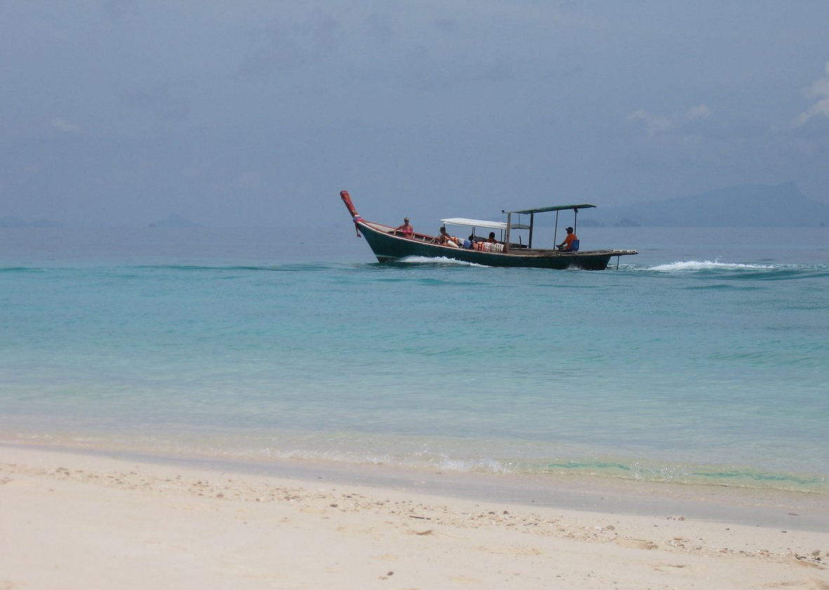 Индивидуальная поездка по морю