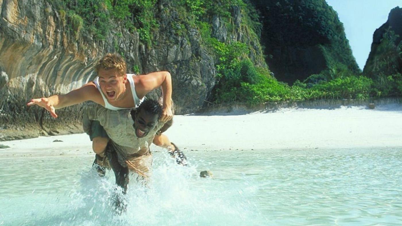 До съемок фильма «Пляж» про Пхи-Пхи никто не знал