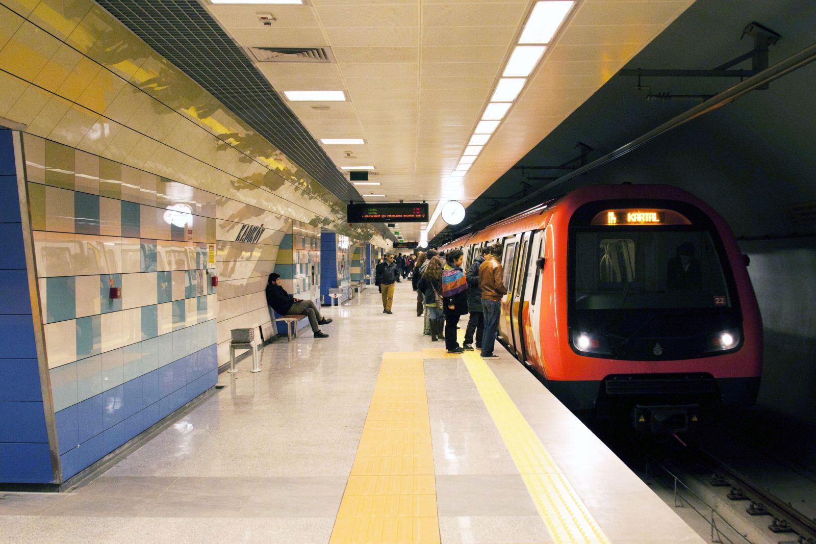 Можно воспользоваться метро