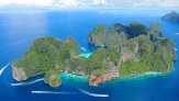 Остров Пхи-Пхи Ле: пляж Майя Бэй, как добраться, советы