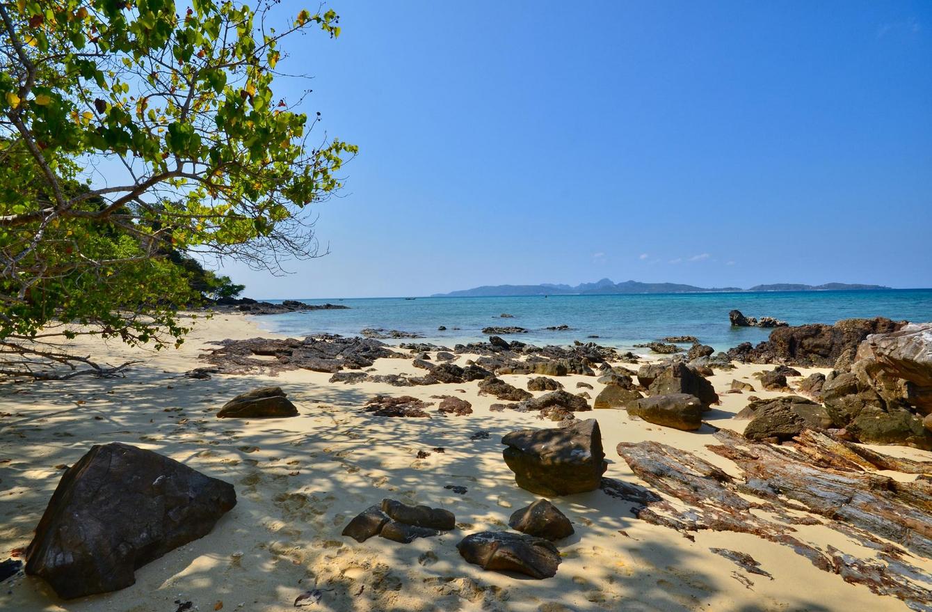 Остров Бамбу со стороны Пхи-Пхи