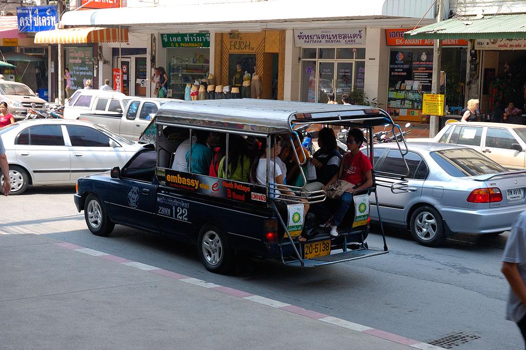 Постоянно курсирующие маршрутные такси