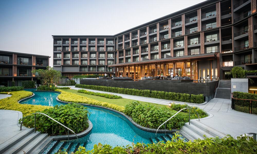 Отель Hua Hin Marriott Resort and Spa