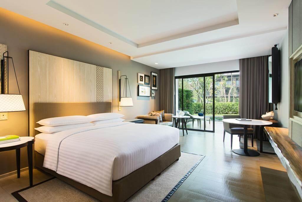 Номер в отеле Hua Hin Marriott Resort and Spa