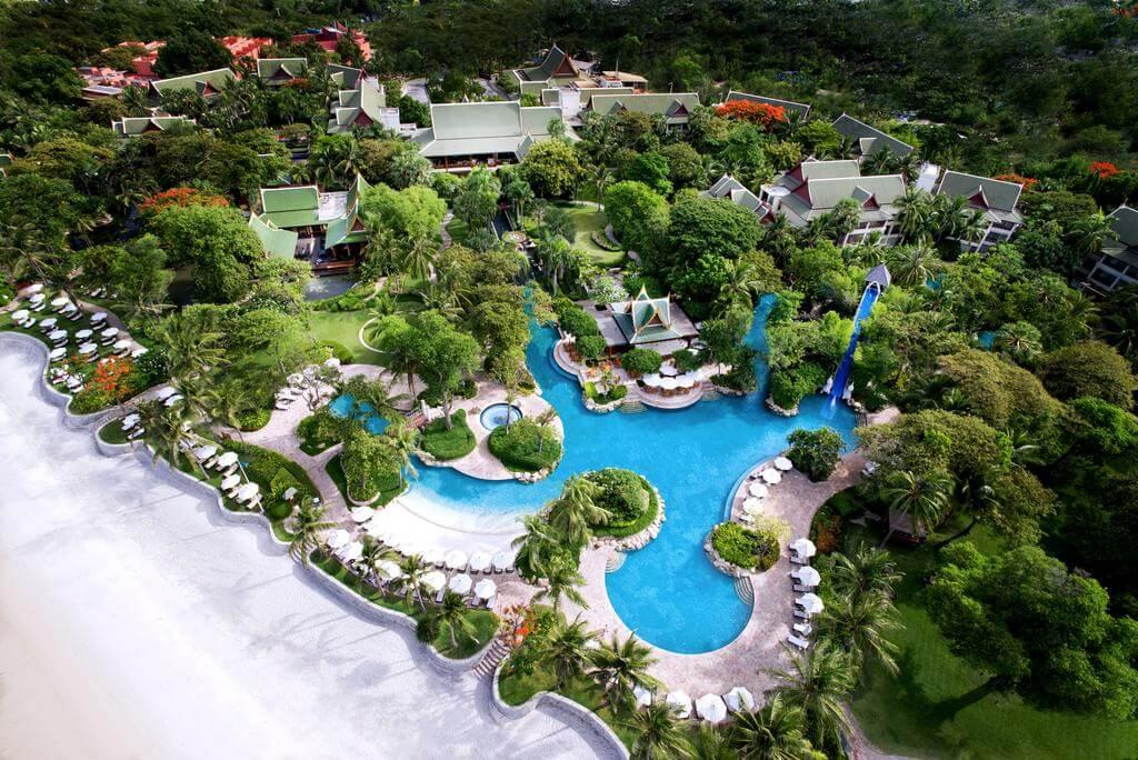 5* отель Hyatt Regency Hua Hin