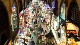 Гранд базар в Стамбуле — крупнейший крытый рынок Турции