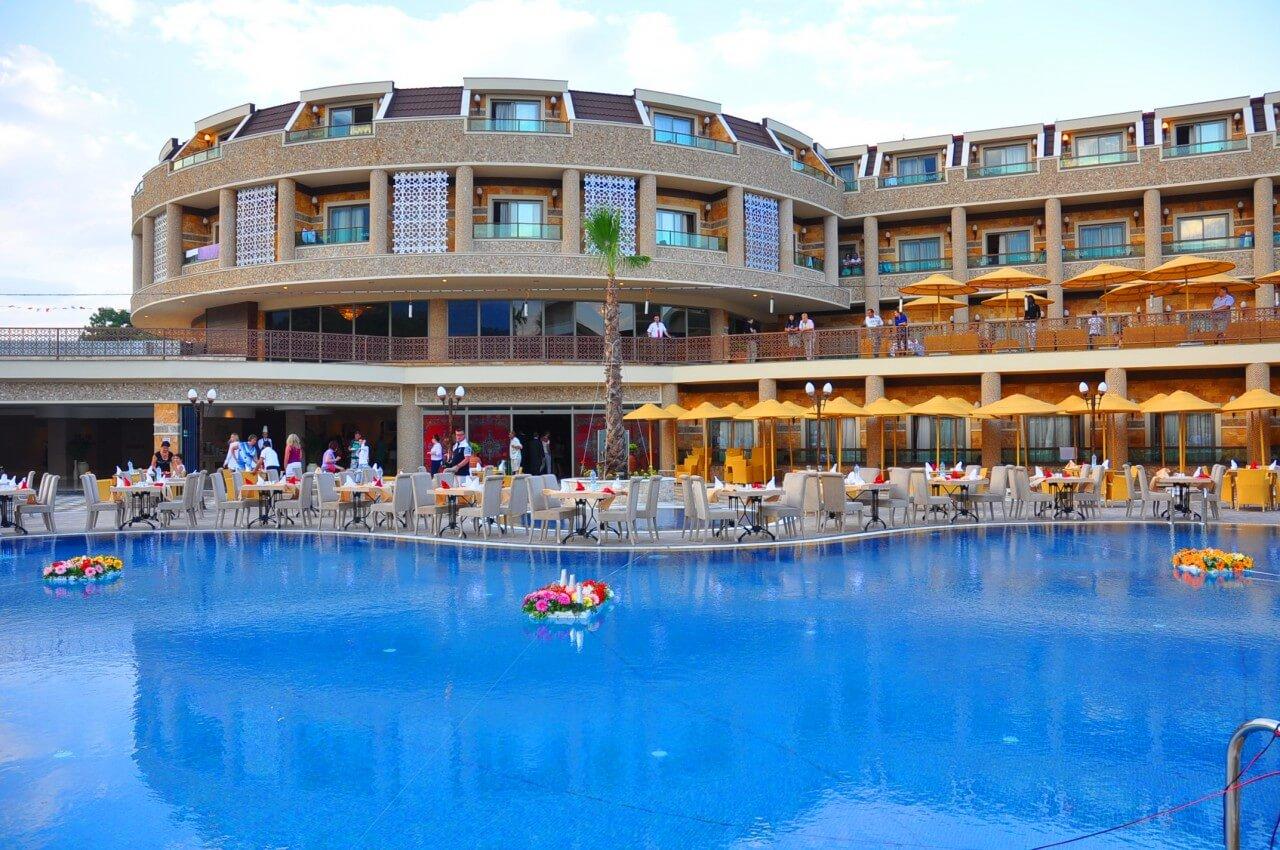 Отель Kemer Botanik Resort Hotel