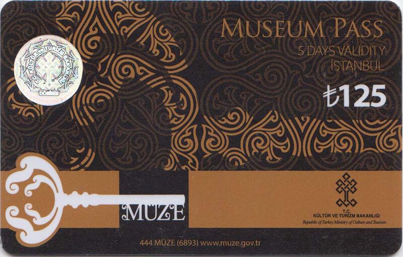Карточка Museum Pass