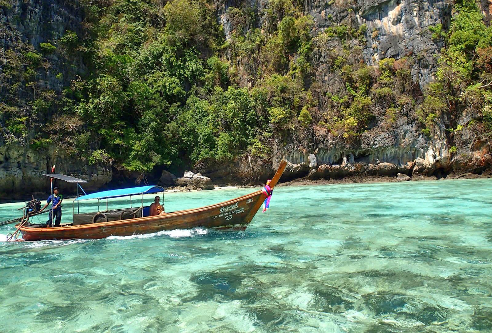 Голубая лагуна Pileh Lagoon