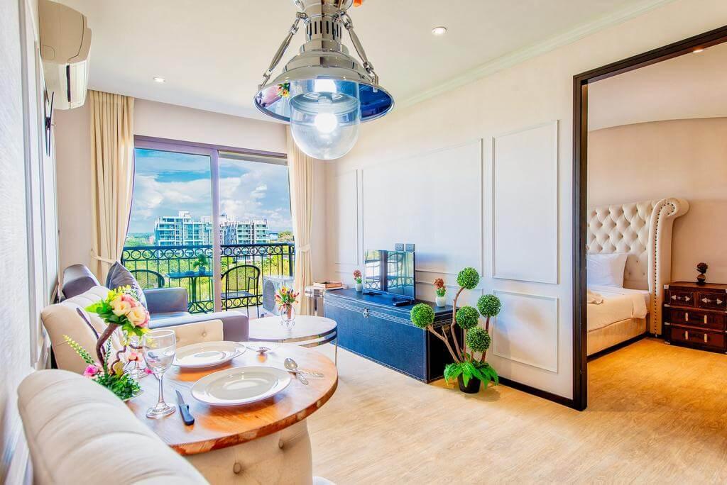 Номер в отеле Venetian Resort Pattaya